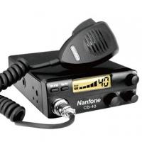 НОВИНКА!!!Автомобильная радиостанция Nanfone CB-40