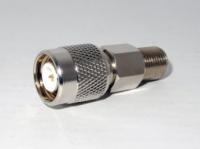 Коннектор-переходник TNC(M)-F(F) для кабеля RG-6U