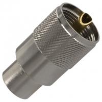 PL259 разъем для кабеля RG-58 под пайку